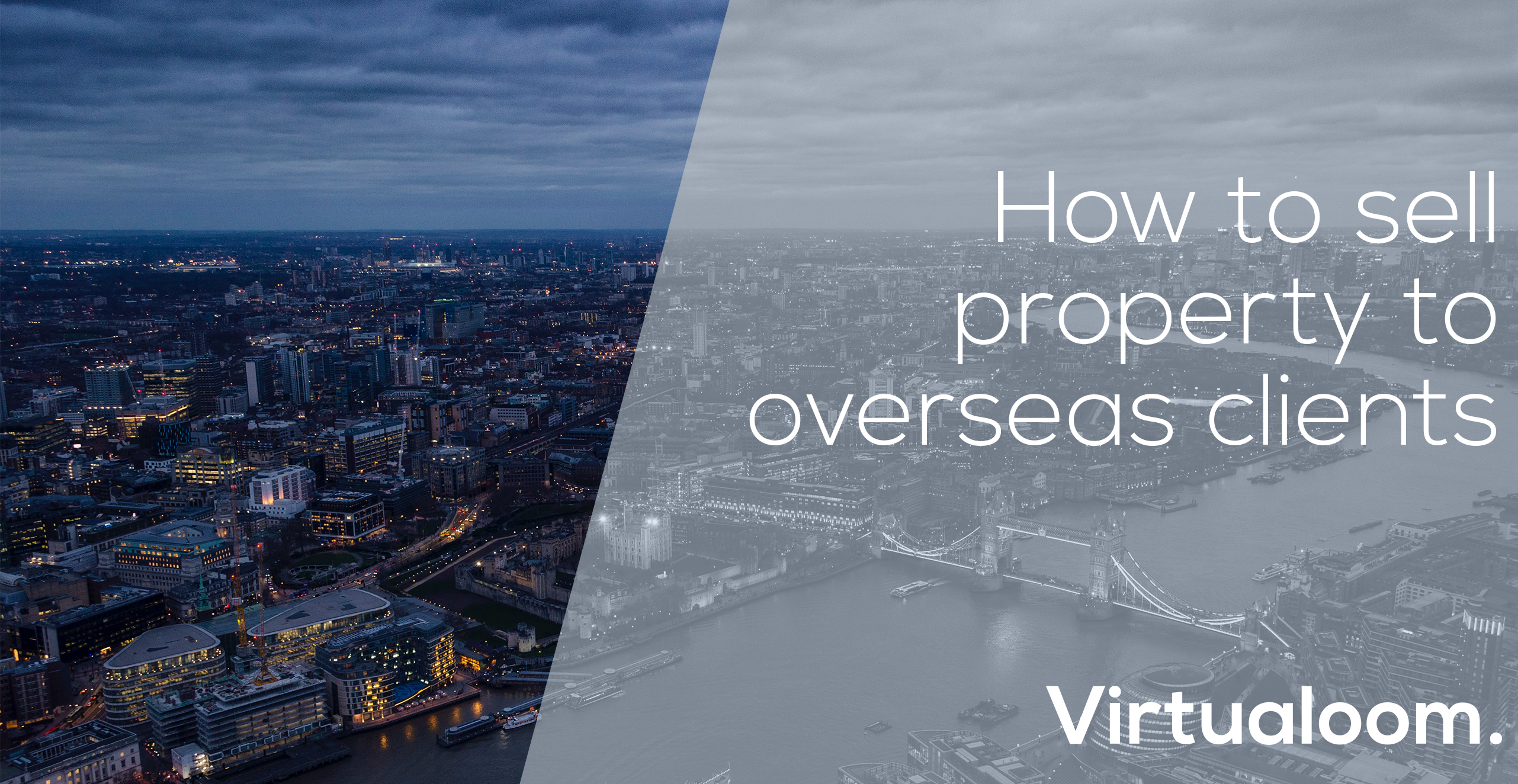 how to sell property to overseas clients